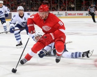 Toronto Maple Leafs vs Detroit Red Wings / ISIFA.com|