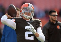 Johnny Manziel / ISIFA.com|