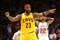 LeBron James / ISIFA.com|